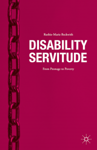 Image of cover of Disability Servitude