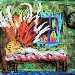 """""""The Burning Bed""""by Brad Silberberg"""