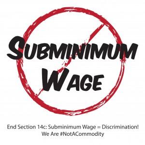 Anti Sub Minimum Wage Icon